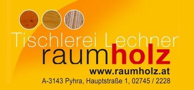 Tischlerei Lechner Raumholz